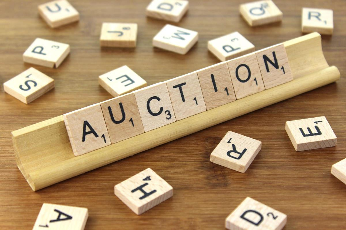 remote live auction