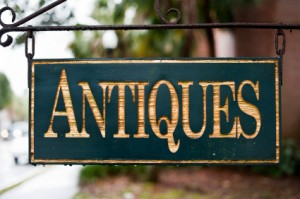 Promoting your antiques business