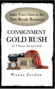 Book cover Consignment Gold Rush